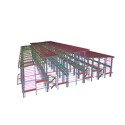 Edificación industrial / Residencial