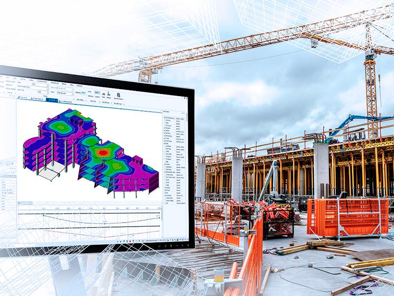 Análisis y Diseño de Edificaciones con Tekla Structural Designer