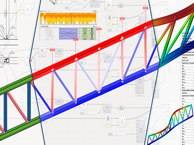Parametrización del Cálculo de Estructuras y Modelos BIM